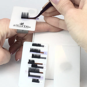 FINGER LASH PALLET RING - The Lash Shop @ StellaLash
