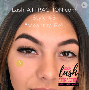 Lash Attraction #03 Meant To Be - The Lash Shop @ StellaLash