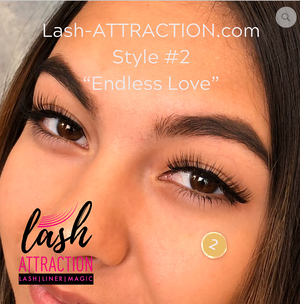 Lash Attraction #2 Endless Love - The Lash Shop @ StellaLash