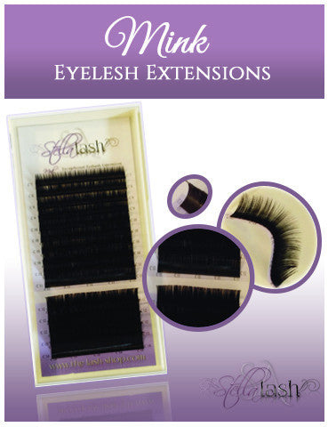 Stella .07 mixed tray B/C/CC/D/L+ Curls - The Lash Shop @ StellaLash