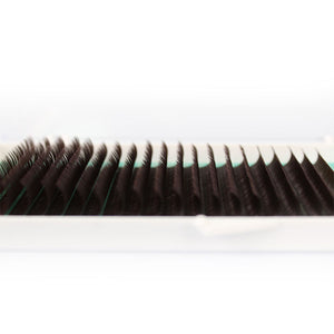 DARK BROWN ELITE SERIES MIXED LENGTH TRAYS Ultra Light - The Lash Shop @ StellaLash