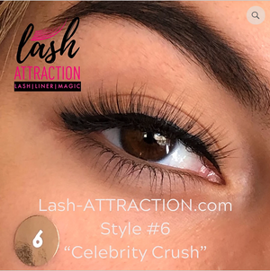 Lash Attraction #06 Celebrity Crush - The Lash Shop @ StellaLash