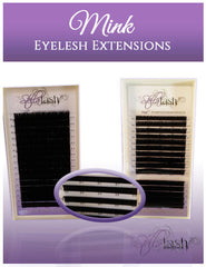 Stella .18 Mixed Tray B/C/D/L+ Curls - The Lash Shop @ StellaLash