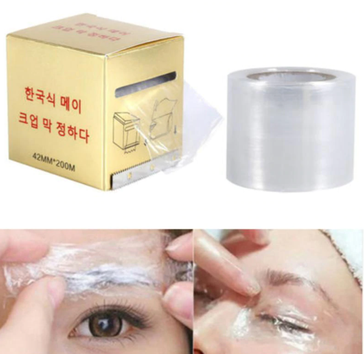 Plastic Wrap - The Lash Shop @ StellaLash