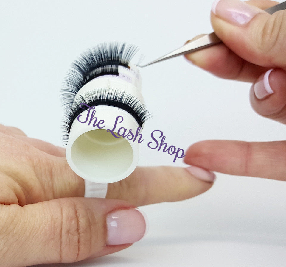 O Band Lash Finger Pallet - The Lash Shop @ StellaLash