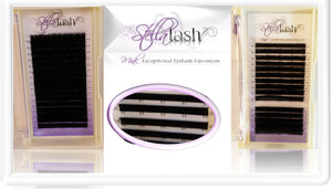 Stella .20 Mixed Tray B/C/D Curls - The Lash Shop @ StellaLash