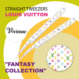 Fantasy Collection Tweezers - Vivienne Fantasy - The Lash Shop @ StellaLash