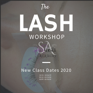 Russian Volume Lash Training 2 Day with Stefani - The Lash Shop @ StellaLash