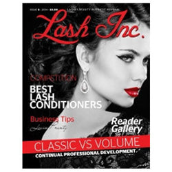 Lash Inc. Magazine available at The Lash Shop