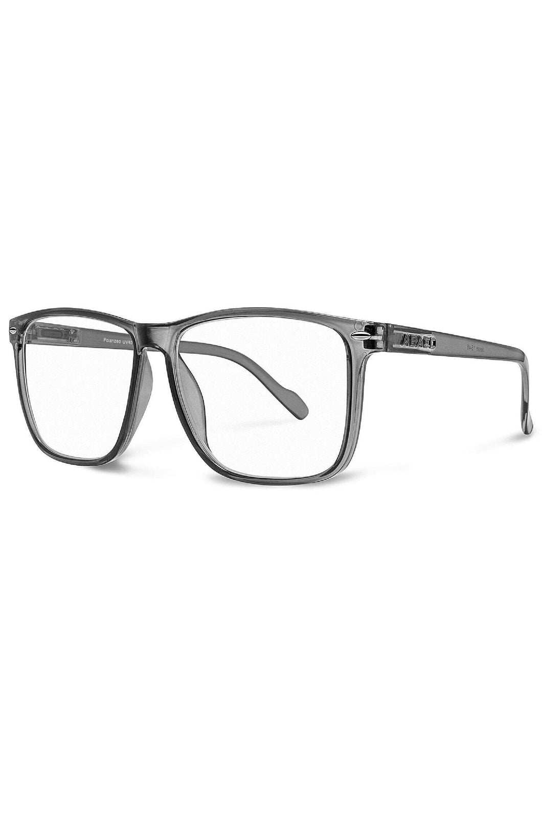 Jesse - Crystal Grey/Blue light blocking glasses