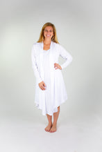 Load image into Gallery viewer, Sand Dunes White - Coolin' It Cardi Coverup