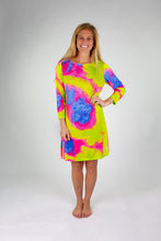 Load image into Gallery viewer, Neon Niceness Dock Dress