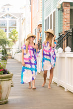 Load image into Gallery viewer, Dream Weaver Maxi Coastal Caftan