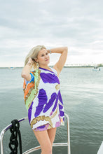 Load image into Gallery viewer, Mexican Sunset Party Poncho