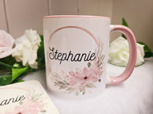 Load image into Gallery viewer, Floral Mug - Made For You Gifts