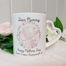 Load image into Gallery viewer, Cute Animals Mother's Day Mug - Made For You Gifts