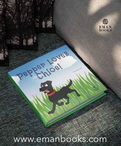 Customized Book for Dog Lovers
