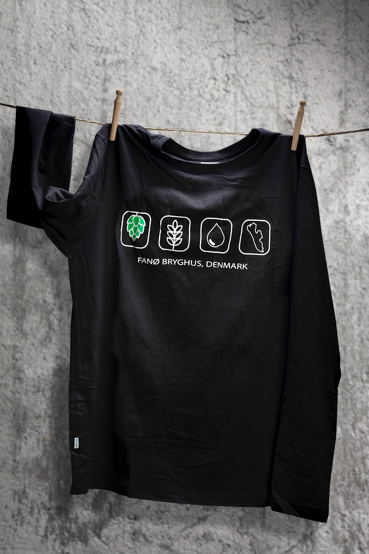 Four Elements Fanø Bryghus long sleeve