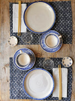 Upload image to gallery, Marge table set