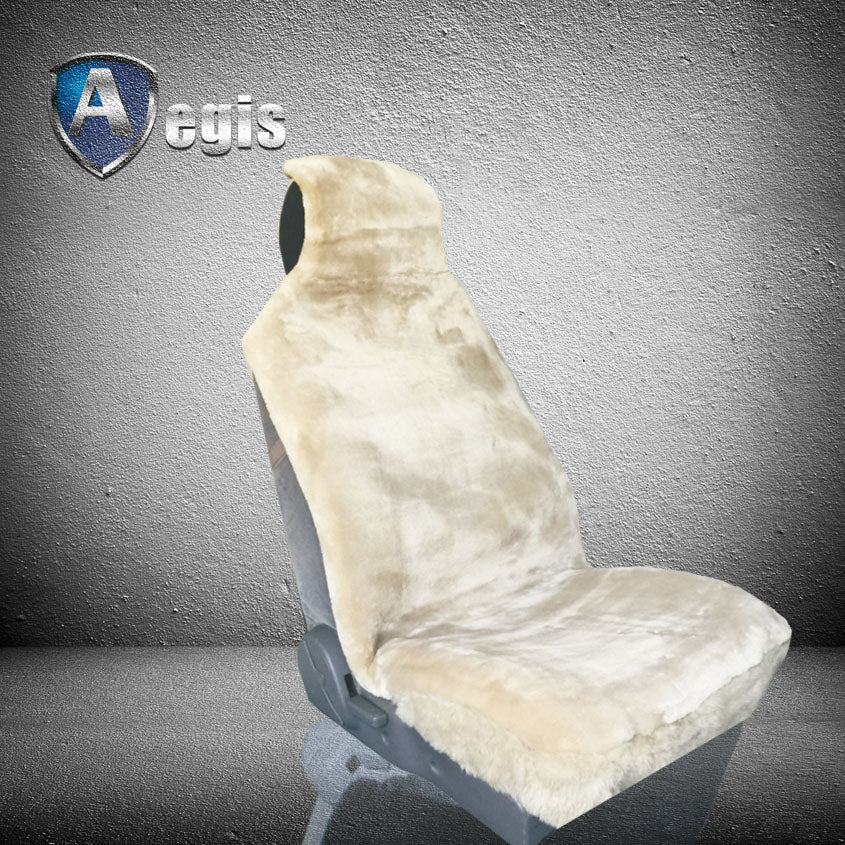 LUXURY FLEECE EASY FIT SEAT COVER