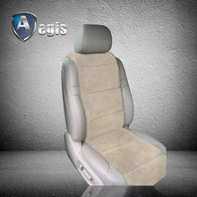 Load image into Gallery viewer, SHEEPSKIN VEST SEAT COVER