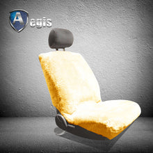 Load image into Gallery viewer, SUPER FIT LOWBACK SHEEPSKIN SEAT COVER