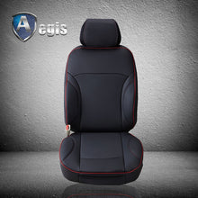 Load image into Gallery viewer, AEGIS COVER SEMI CUSTOM LEATHERETTE SUEDE/PERFORATED SEAT COVER