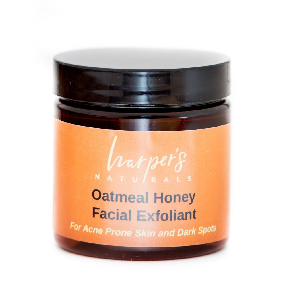 Oatmeal Honey Facial Exfoliate