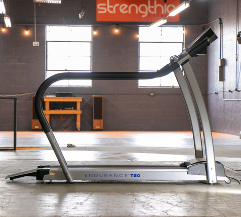Pre-Owned Endurance Treadmill - Strengthio Fitness.