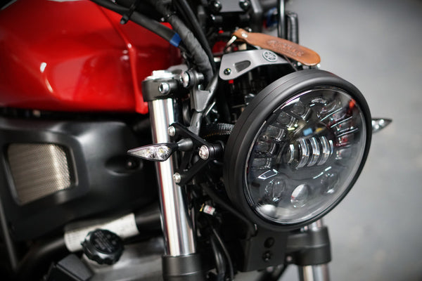 Brogue Motorcycles Universal Naked LED Headlight