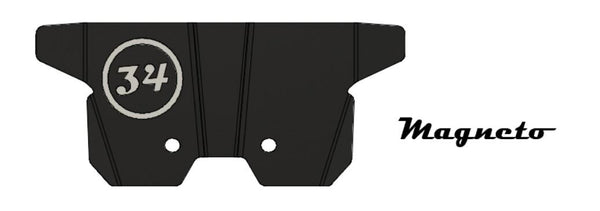MT-07 (FZ-07) Gauge Cover Plate with Laser Engraved Number Service
