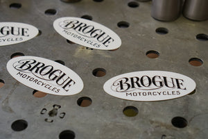 Brogue Stickers