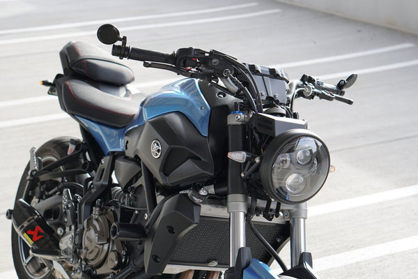 "MT-07 (FZ-07) 7"" LED Headlight Kit"
