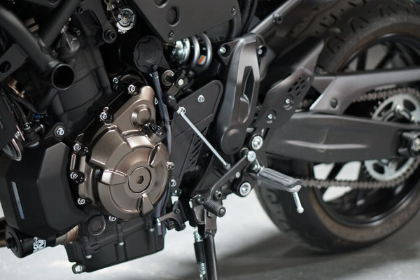 XSR700 Sprocket Cover