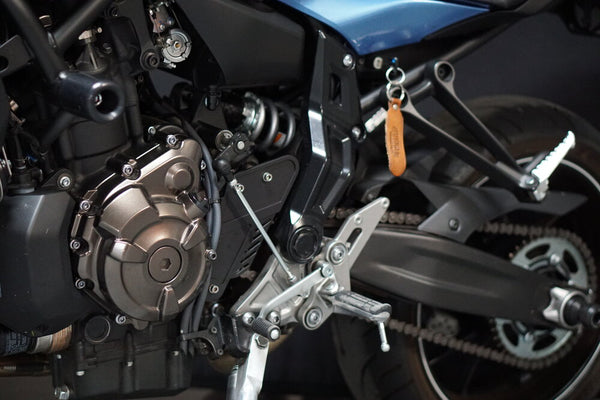 MT-07 (FZ-07) Sprocket Cover