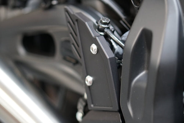 MT-07 (FZ-07) Rear set Ankle Guards