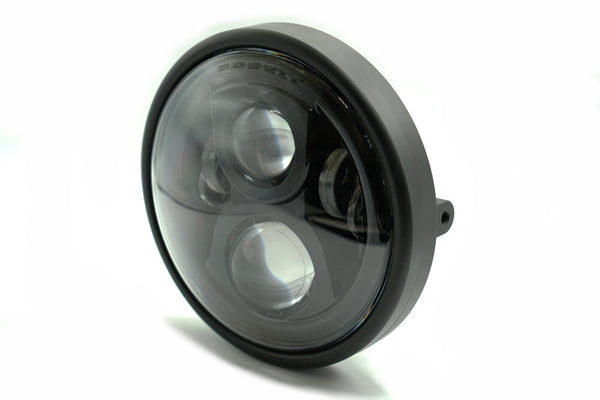"XSR700 - Brogue Collective - 7"" LED Naked Headlight Kit"