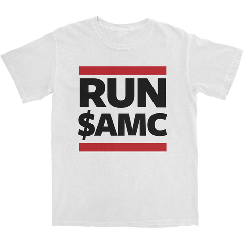 Run AMC T Shirt