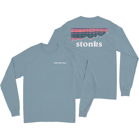 Stonkagonia Long Sleeve T Shirt