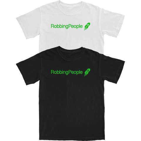 Robbing People T Shirt