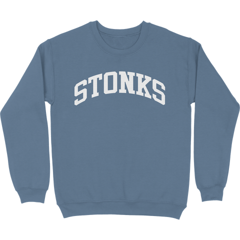 Stonks Sweater