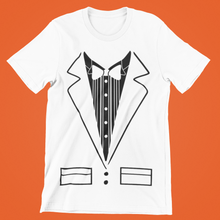Load image into Gallery viewer, SirRiDex Tuxedo T-shirt