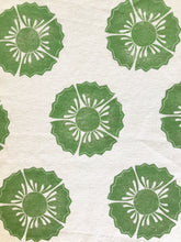 Load image into Gallery viewer, Large Floral Hand Block Printed Fabric