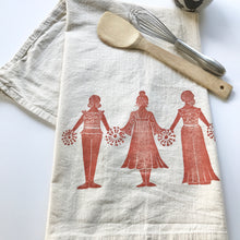 Load image into Gallery viewer, Paperdolls Flour Sack Towel