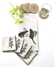Load image into Gallery viewer, Cat Tea Towel Gift Set