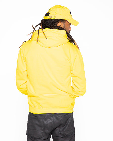 Yellow Gen-X Butterfly Men's Hoodie<br><h2><strong>50 Entries</strong></h2>