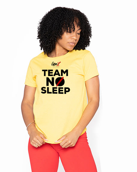 Daisy Yellow Team No Sleep <br><h2><strong>30 Entries</strong></h2>
