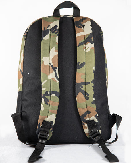 ''SOCA'' Camo Bag pack<br><h2><strong>30 Entries</strong></h2>