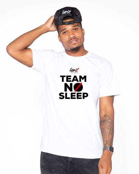 White Team No Sleep Carnival Tees <br><h2><strong>30 Entries</strong></h2>