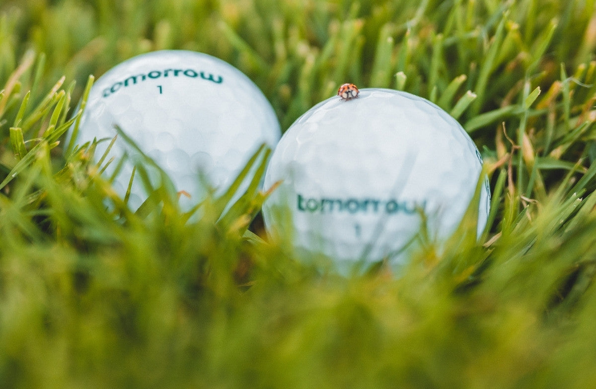 tomorrow golf balls soft and durable Surlyn cover